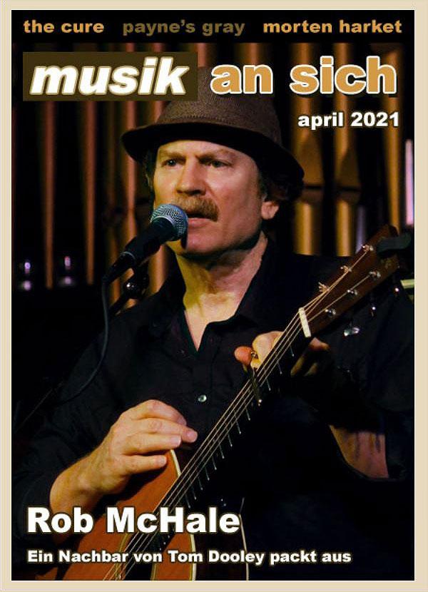 April 2021 - Musik An Sich Magazine